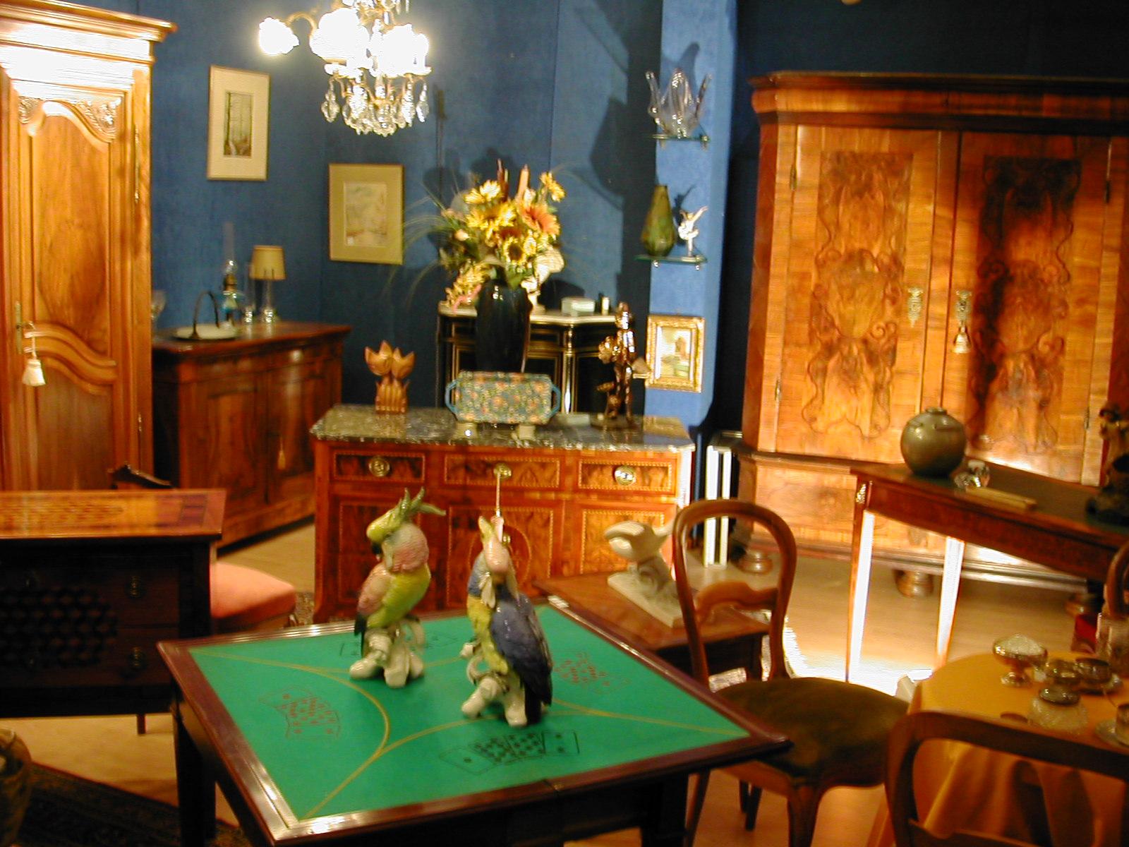 Salon antiquit s et belle brocante 16 mieux vivre for Salon brocante
